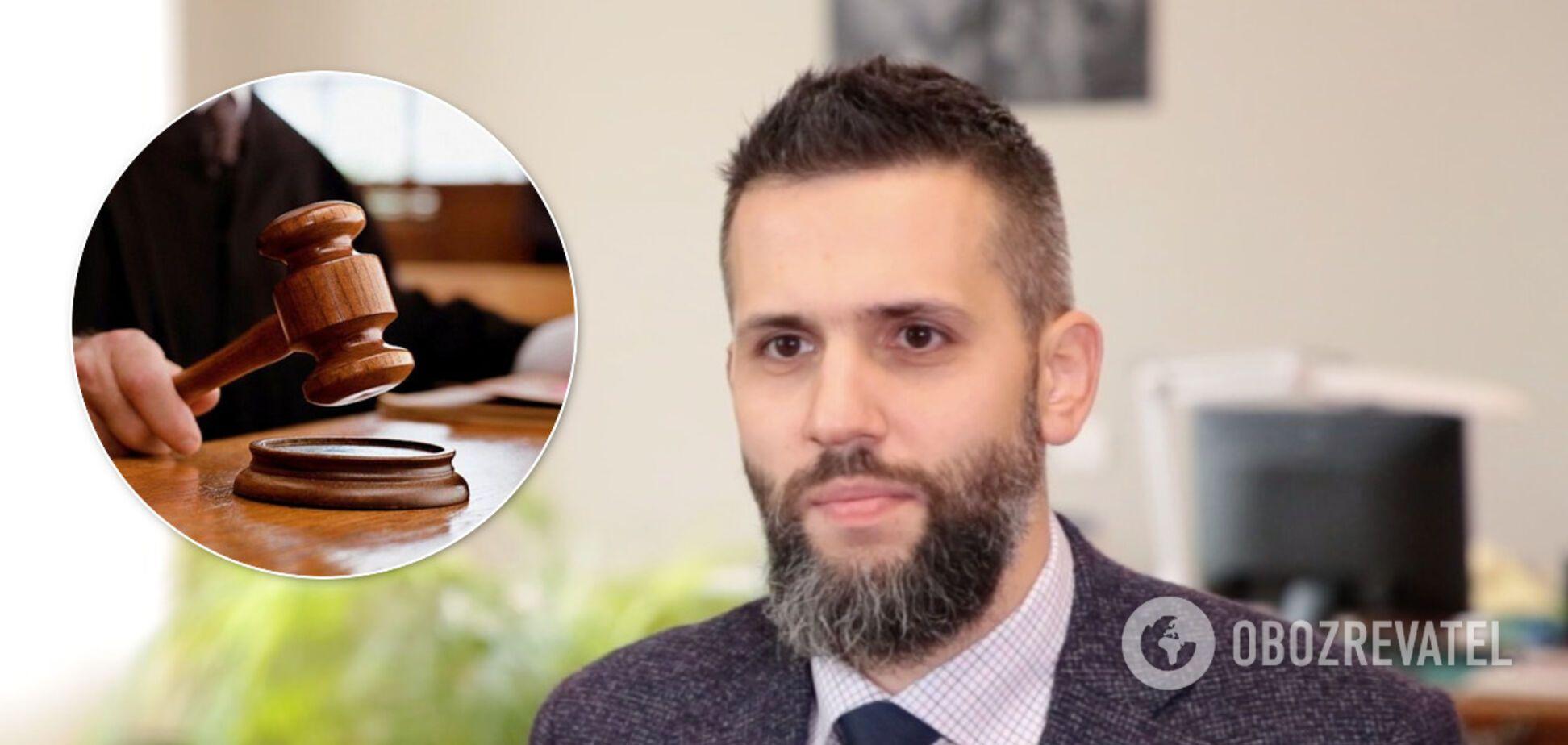 Нефьодов потребовал через суд восстановить его на должности
