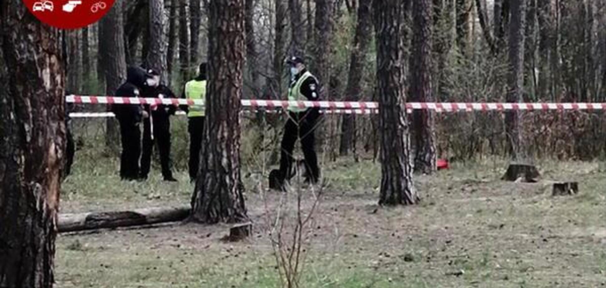 У Києві шукають знайомих чоловіка, чиї рештки знайшли у лісі
