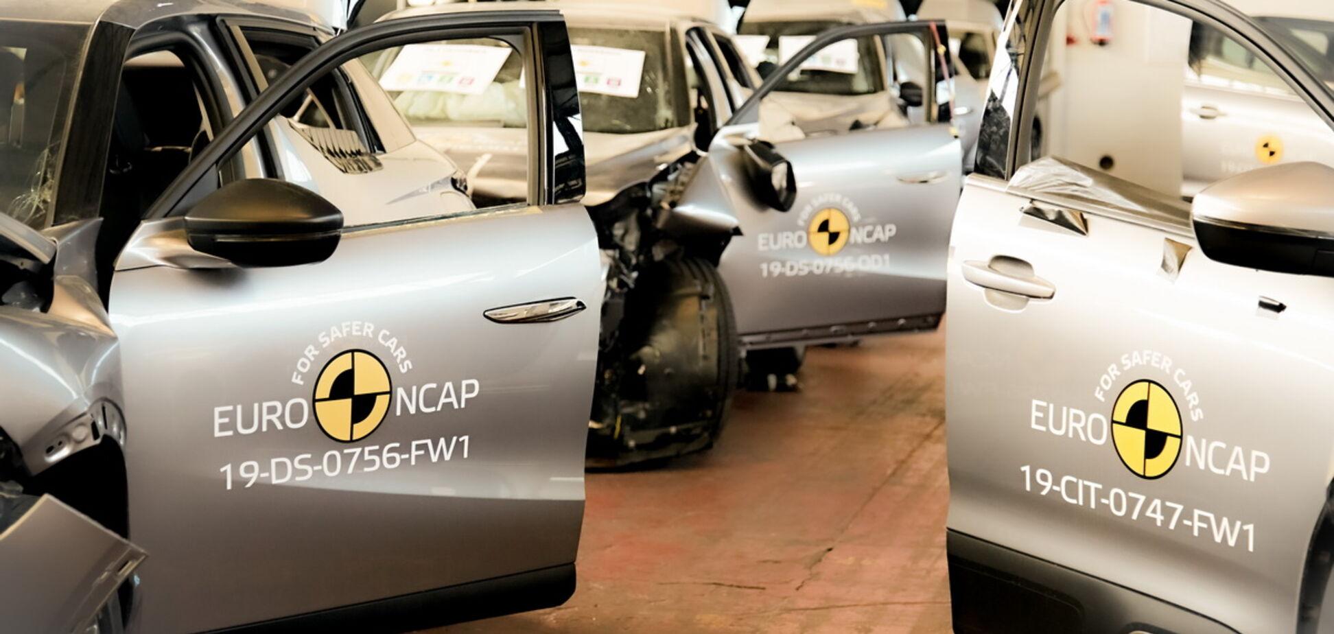 Авто станут безопаснее: Euro NCAP ужесточает требования