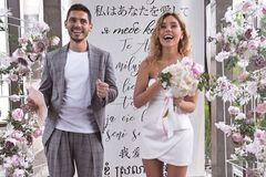 Холостяк Добрынин женился на Даше Квитковой: первые фото со свадьбы