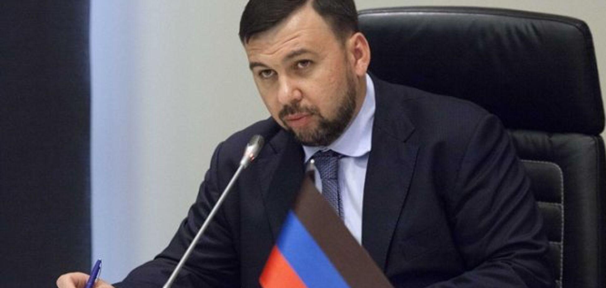 Пушилін привів армію 'ДНР' у повну бойову готовність у річницю президентства Зеленського