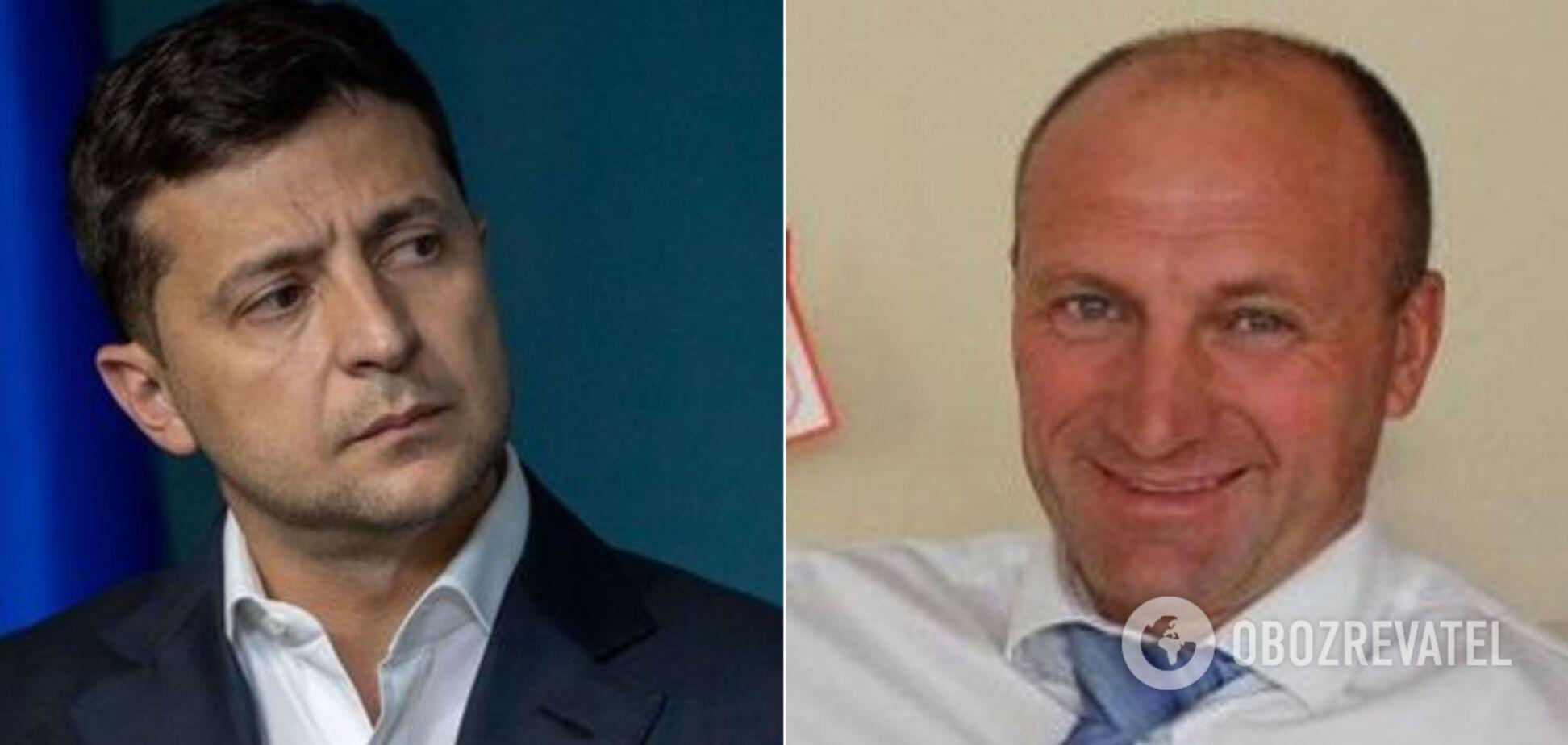 Зеленский назвал мэра Черкасс Бондаренко 'бандитом': тот позвал президента 'на разборки'