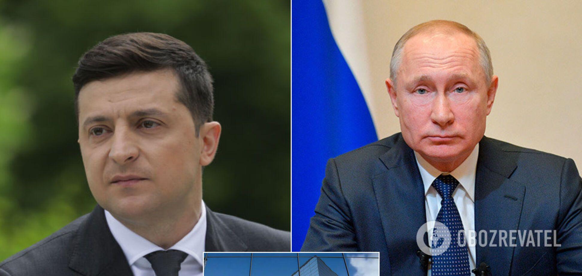 Гроші 'Газпрому' отримали завдяки моїм особистим домовленостям із Путіним – Зеленський