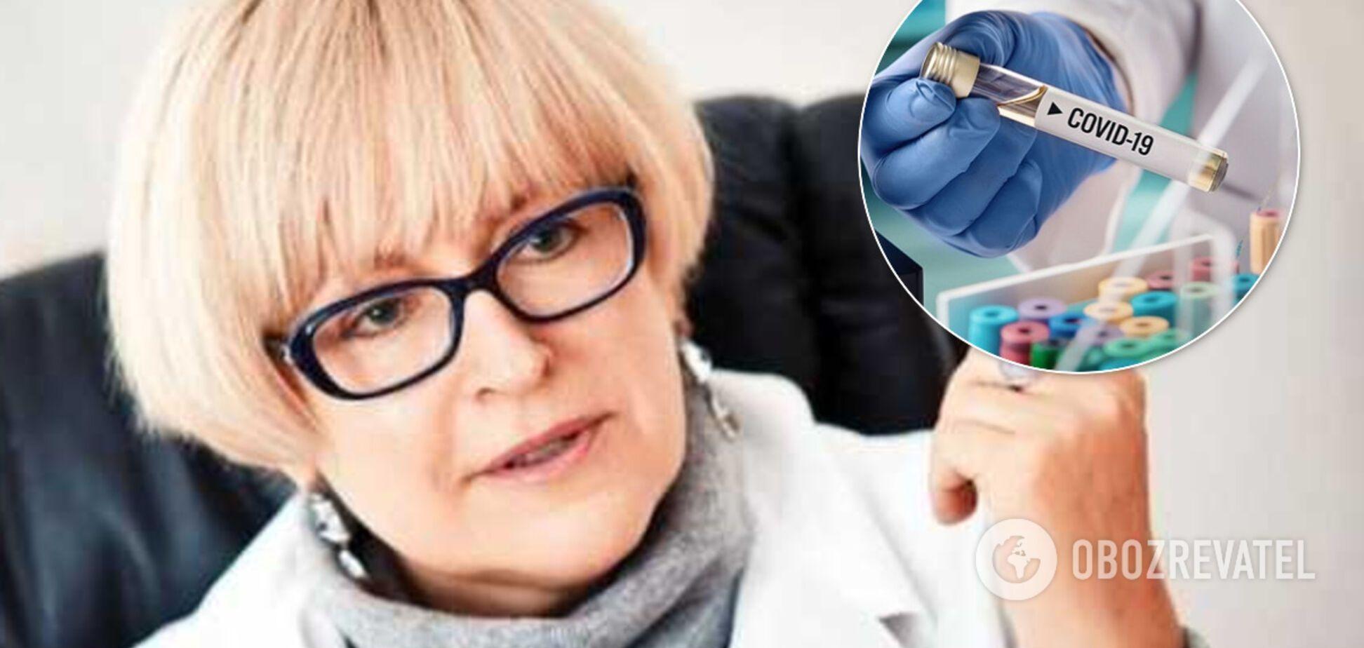 В лечении коронавируса возникла серьезная проблема: украинский врач сказала, что не так