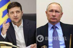 Зеленский сказал, когда встретится с Путиным