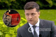 Зеленський пообіцяв, що замовники вбивства Гандзюк 'сядуть'