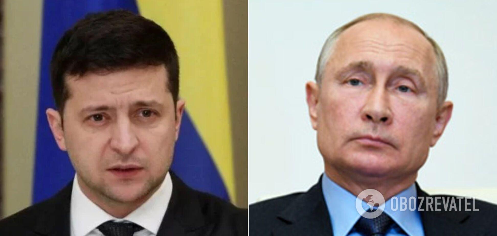 Зеленский сказал, когда 'дожмет' Путина по Донбассу