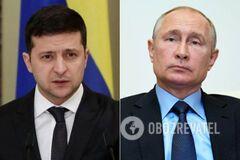 Зеленський сказав, коли 'дотисне' Путіна щодо Донбасу