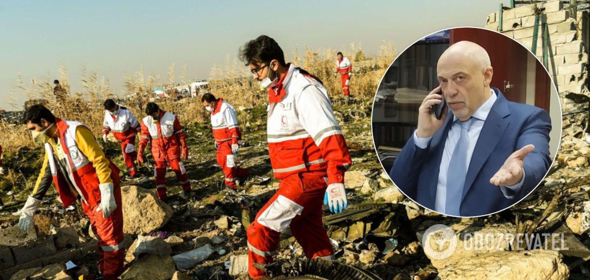 Катастрофа літака МАУ в Ірані: експерт вказав на кричущі невідповідності в розслідуванні