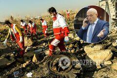 Катастрофа самолета МАУ в Иране: эксперт указал на вопиющие несоответствия в расследовании