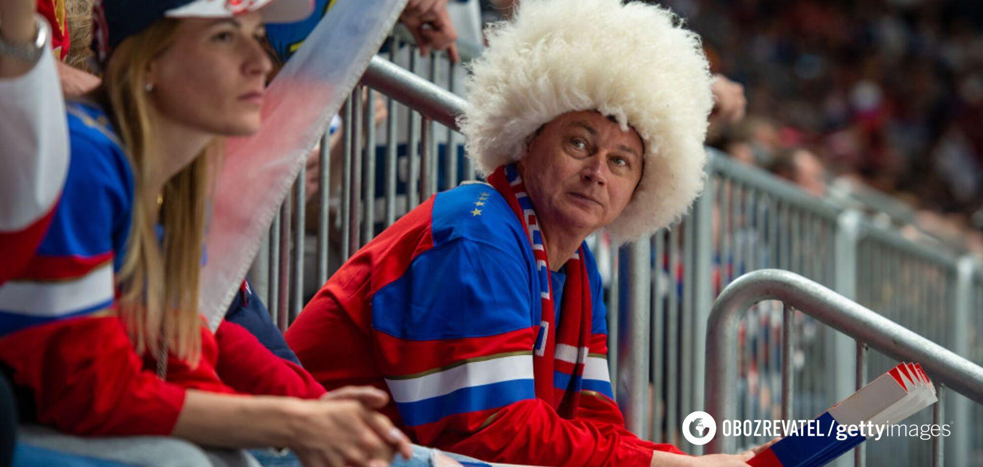 У Росії хочуть забрати чемпіонат світу з хокею