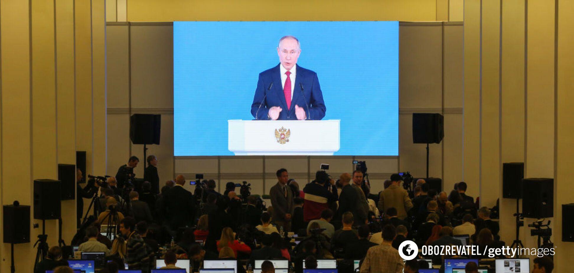 Русские будут валить все на Путина, как немцы на Гитлера