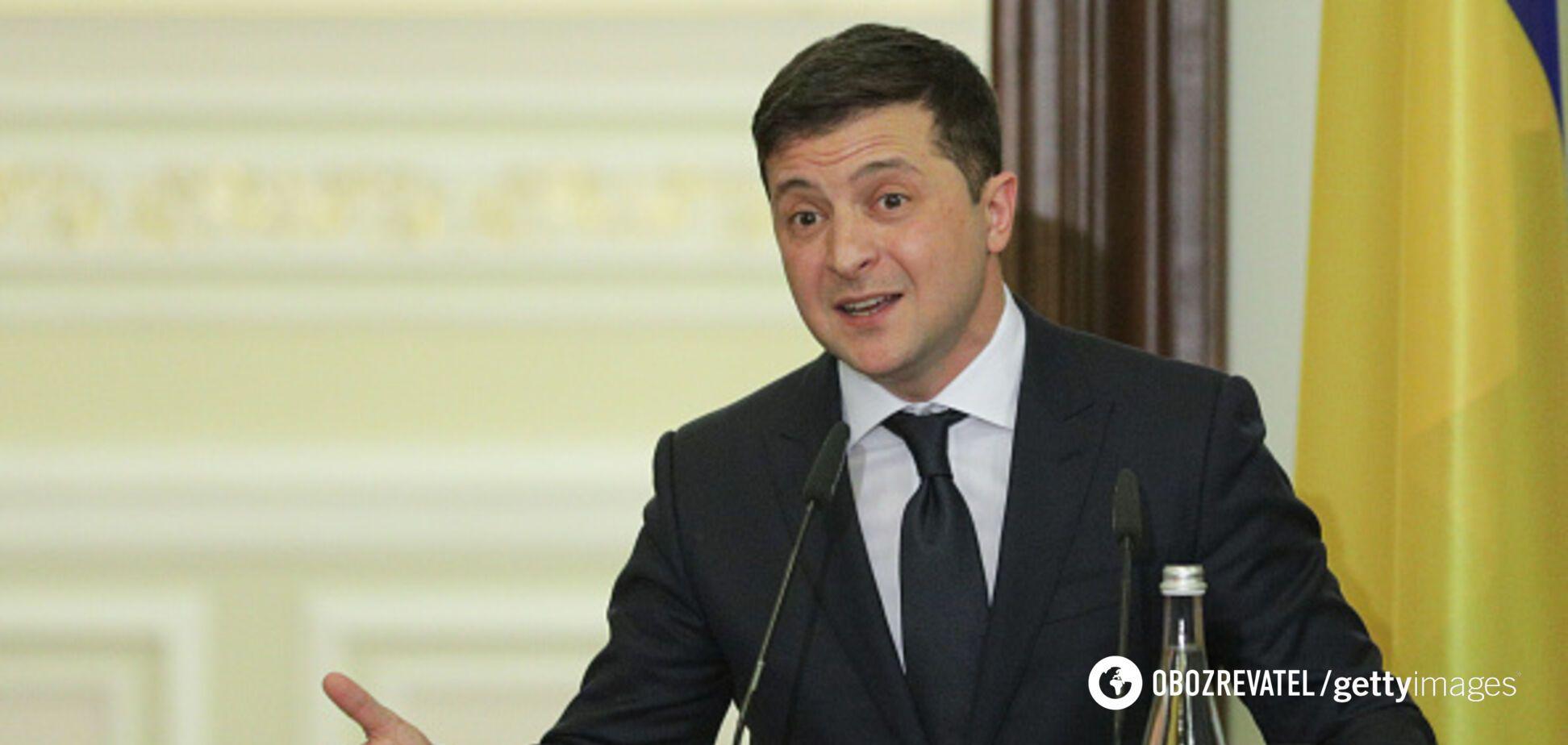 Платежки стали меньше, но эпоха бедности продолжается: Зеленский поспорил с журналисткой на своей пресс-конференции