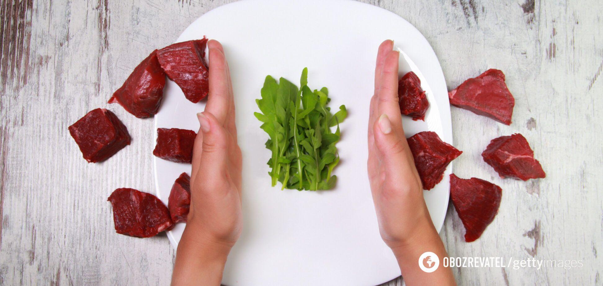 Что произойдет с организмом, если отказаться от мяса: результаты исследований
