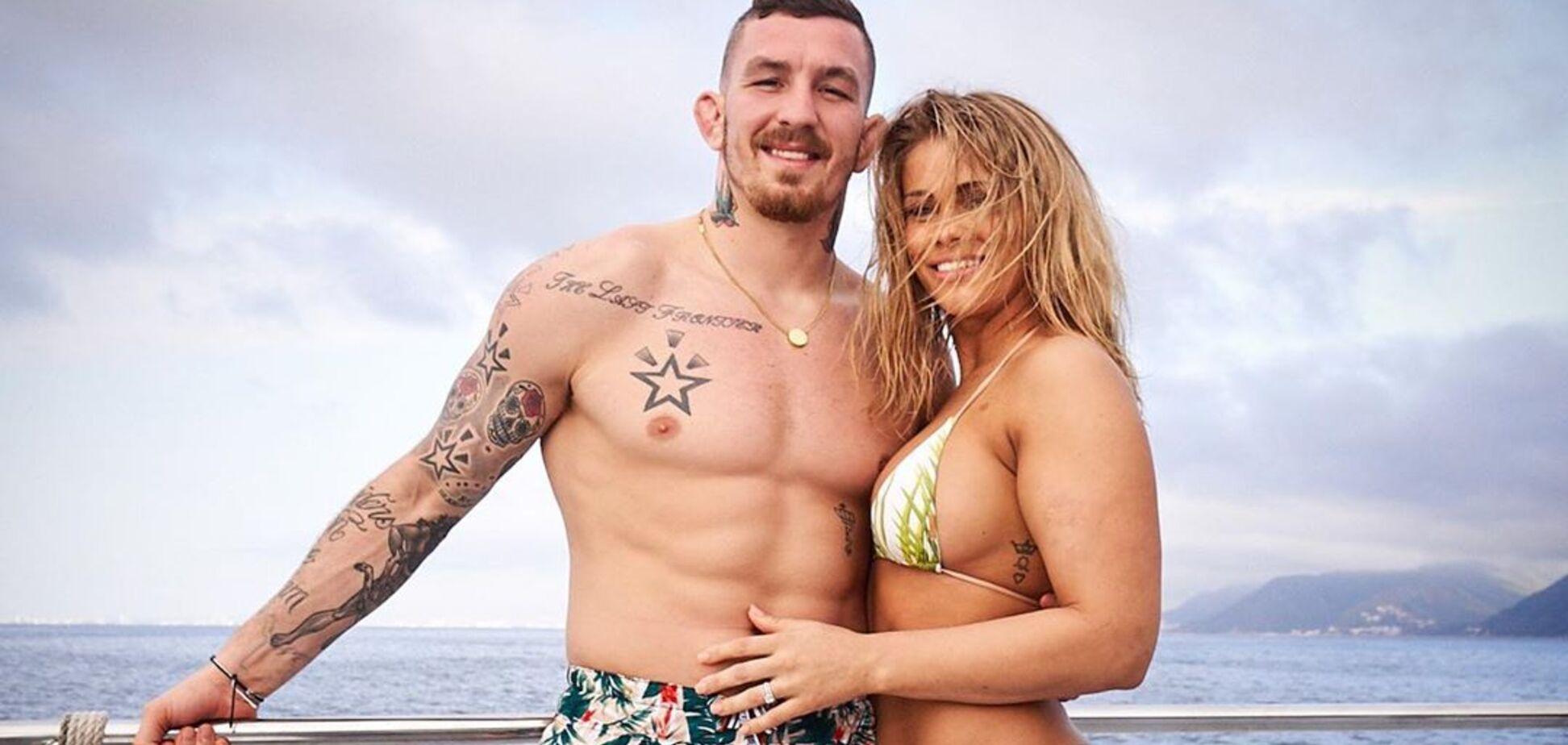 Знаменитая красотка из UFC Пейдж ВанЗант выложила свое голое фото