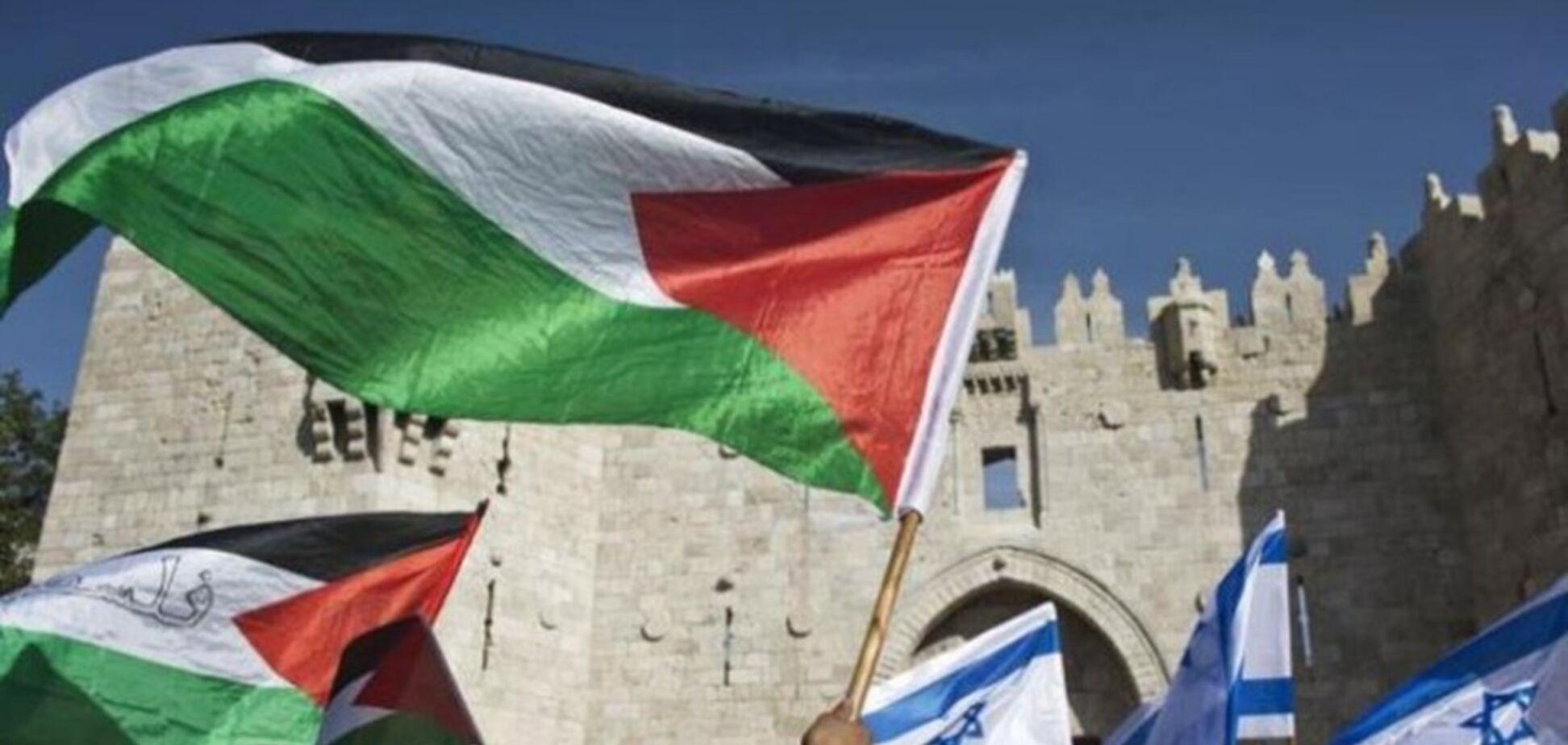 Израиль - Палестина