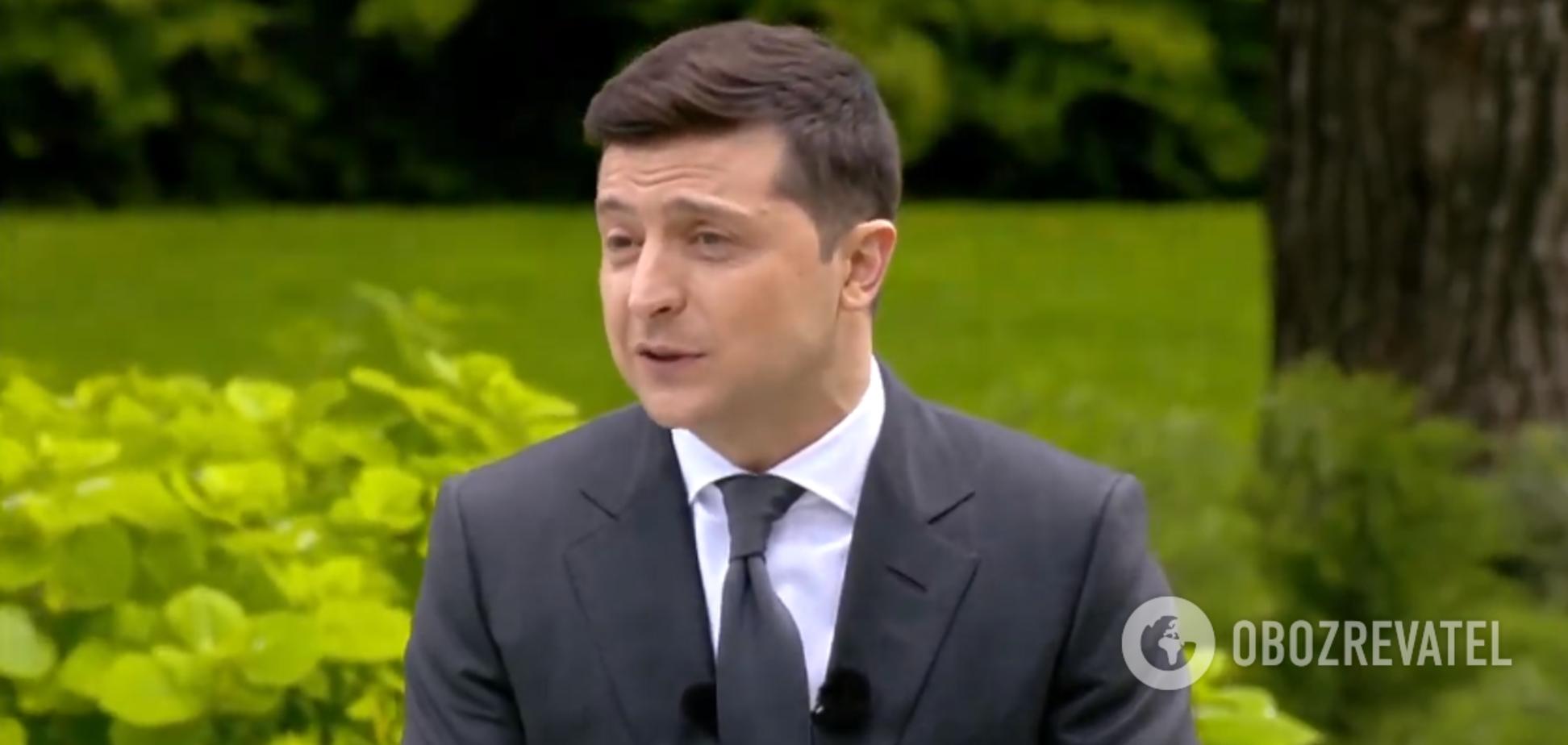 Зеленський напророкував новий транш МВФ і відчитав журналістку за безглузде запитання
