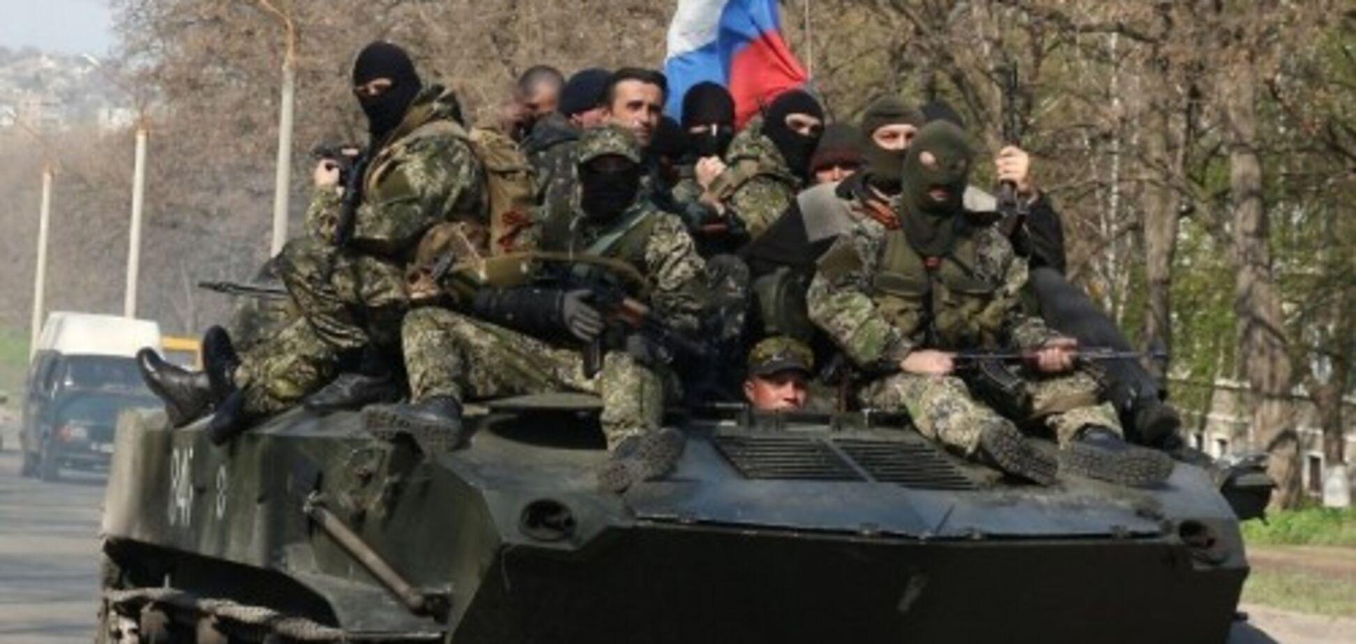 'ДНР' ввели боевые машины в Донецк: в сеть попало первое фото