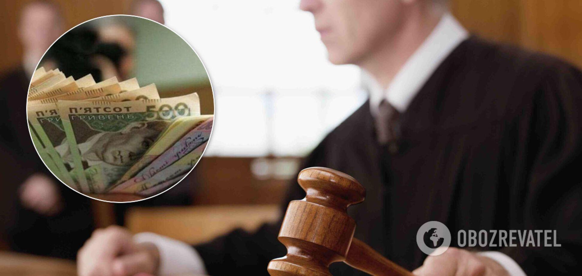 Украина отказалась платить за проигранные суды до конца года