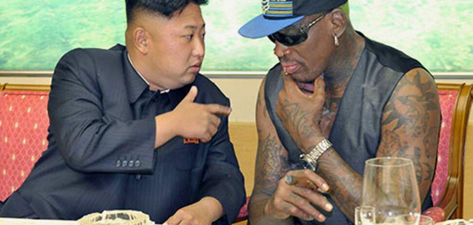Деннис Родман прокомментировал 'смерть' Ким Чен Ына