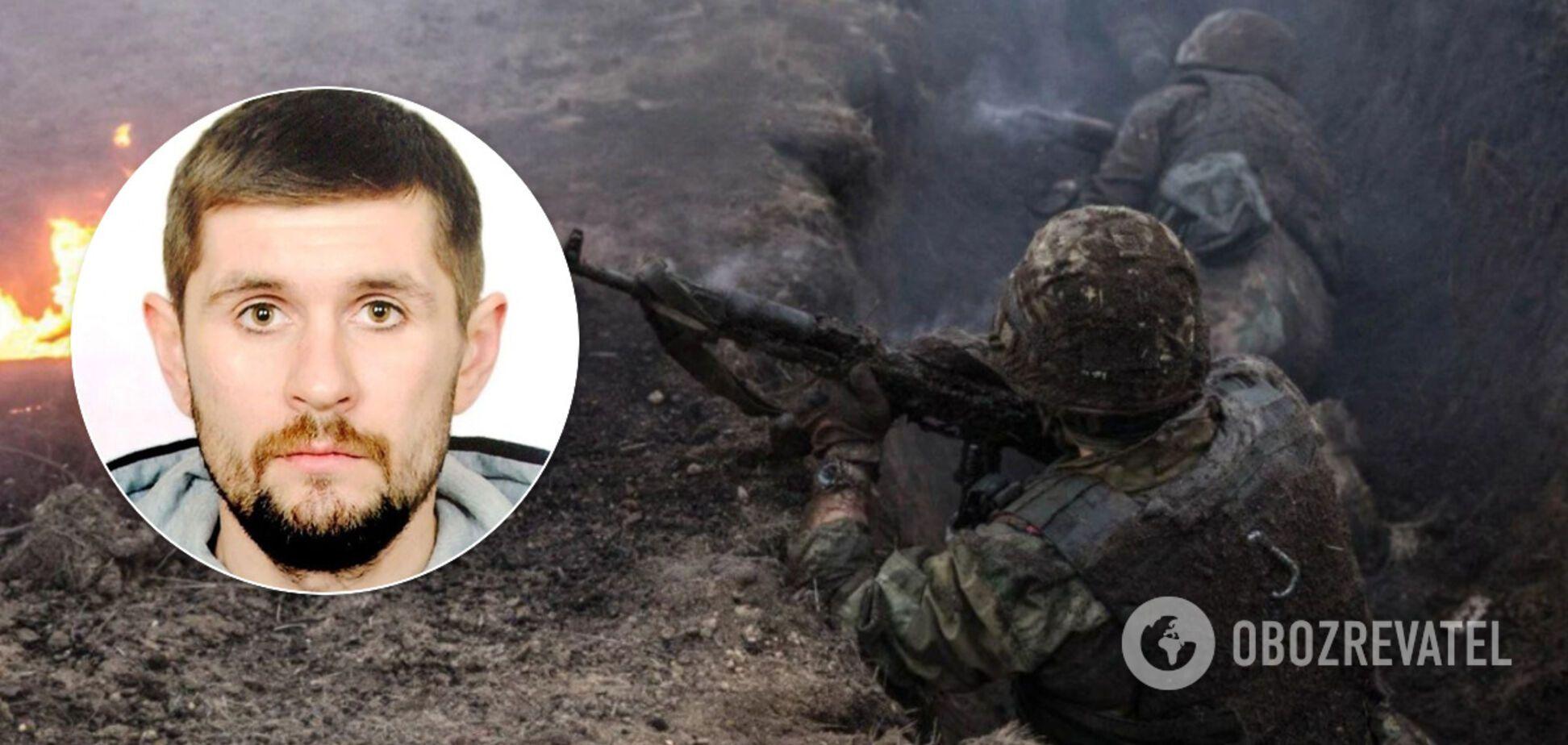 Кращий навідник, загинув на очах у друзів: стало відомо ім'я полеглого на Донбасі Героя