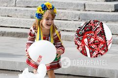 Как Украина отпраздновала День вышиванки в карантин: лучшие фото дня