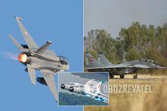 Самолеты НАТО перехватили российские бомбардировщики над Черным морем