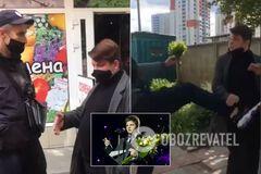 Лауреата премии 'Гордость страны' в Харькове побил нацгвардеец: появилось фото нападающего