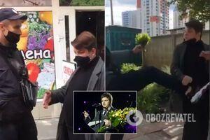 У Харкові 'бійця АТО' звинуватили в побитті лауреата премії 'Гордість країни'. Відео 18+