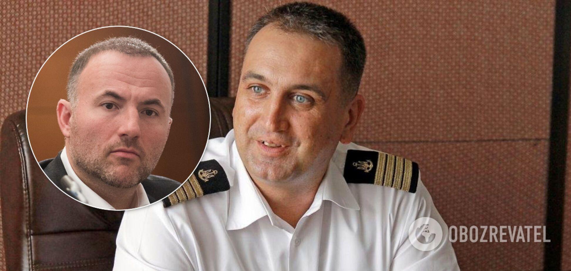 СМИ сообщили о перестановке в ВМС Украины: замкомандующего заподозрили в связях с российским олигархом Фуксом