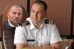 ЗМІ повідомили про перестановку в ВМС України: заступника командувача запідозрили в зв'язках з російським олігархом Фуксом