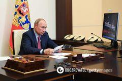 'Інтуічіть не треба': росіяни оцінили, як Путін поліпшив 'великий та могутній'. Відео