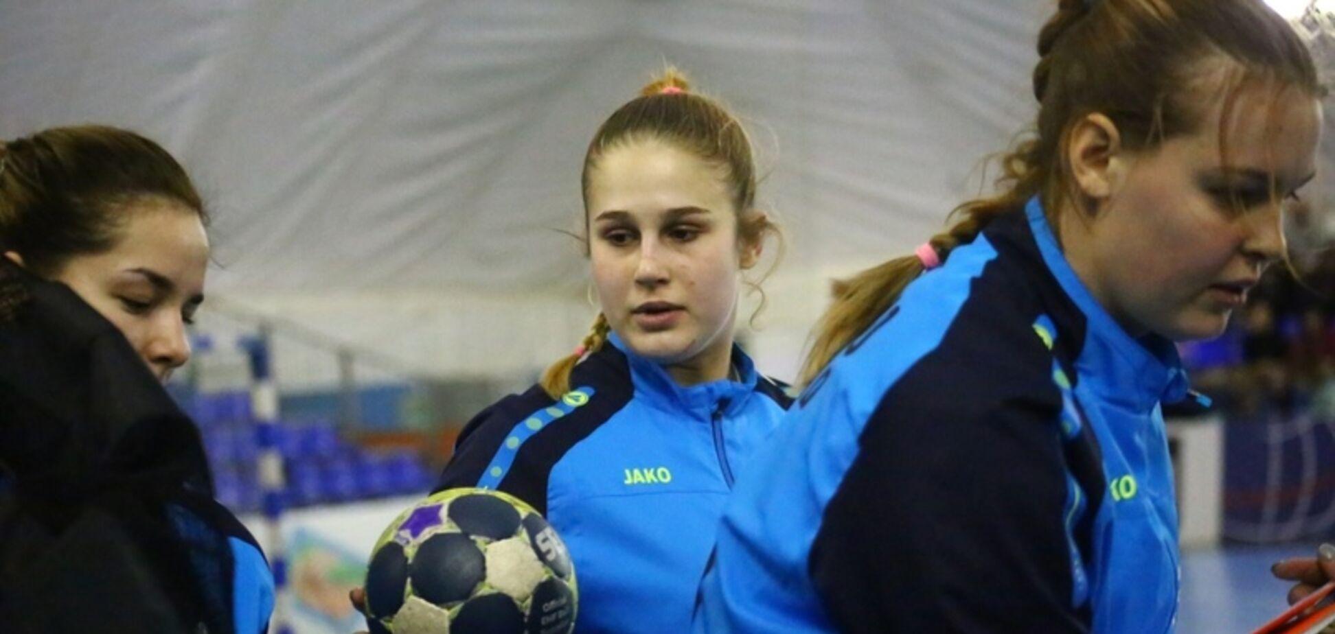 Талантливая украинская гандболистка Дарья Стаценко получает гражданство России