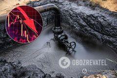 Коронавирус опустил цены на нефть