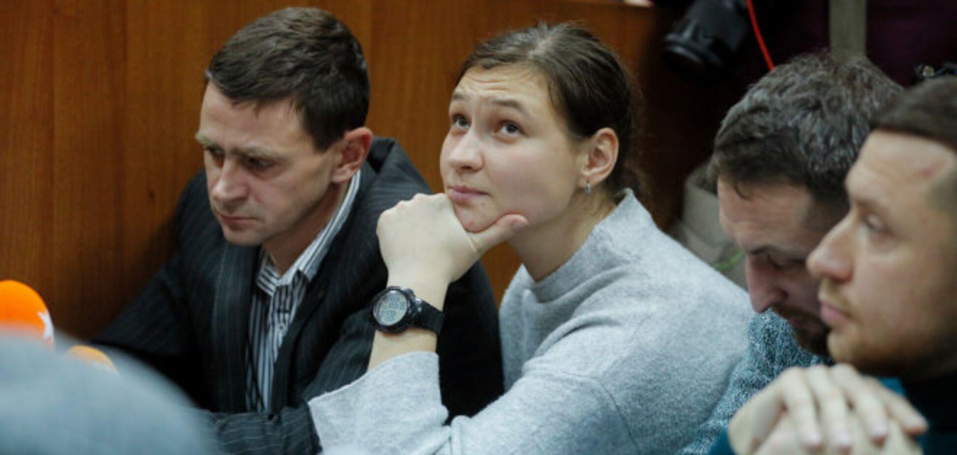 Для фигурантки дела об убийстве Шеремета Дугарь потребовали залог: названа сумма