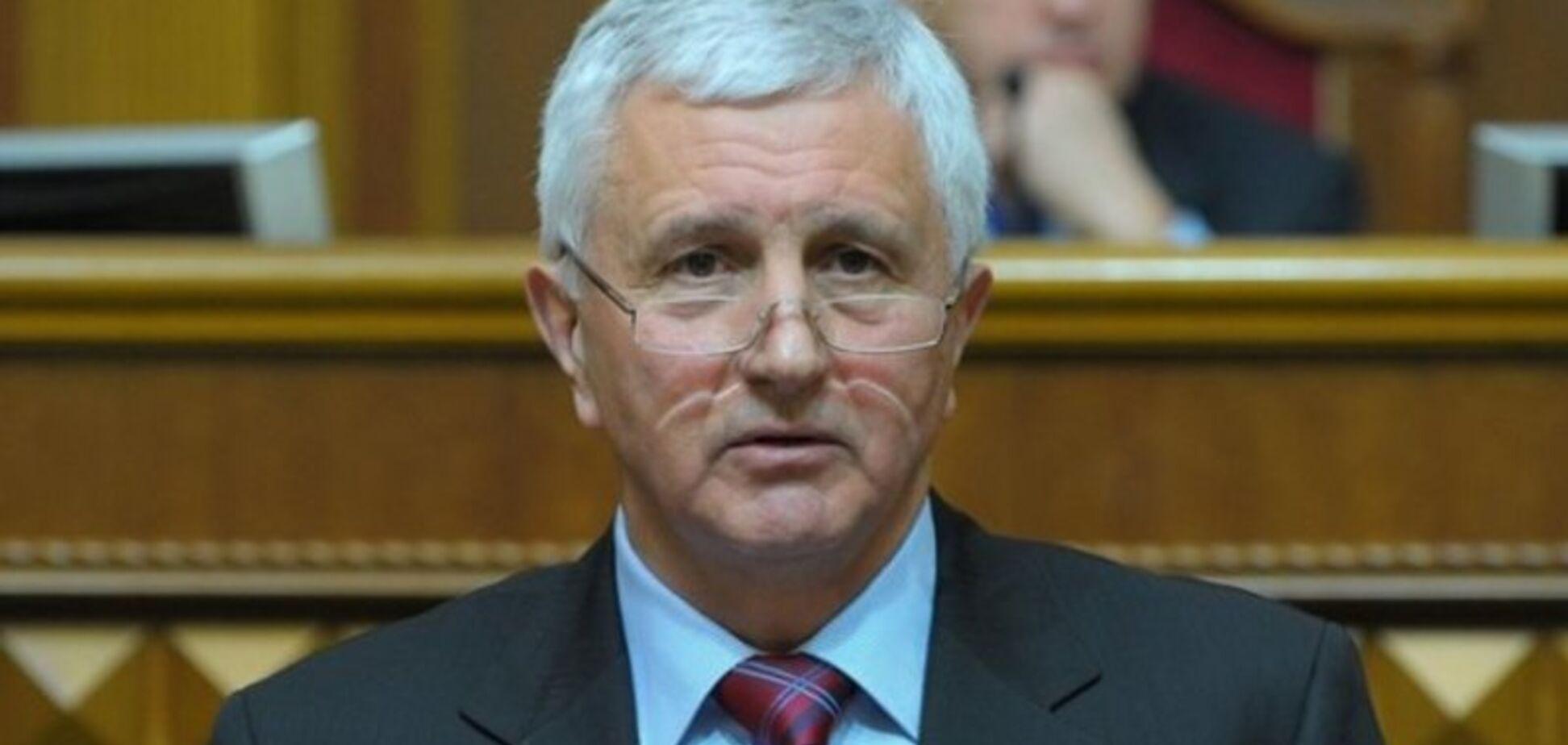 Умер украинский политик Анатолий Матвиенко