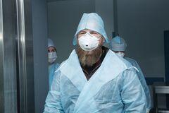 Кадыров в больнице