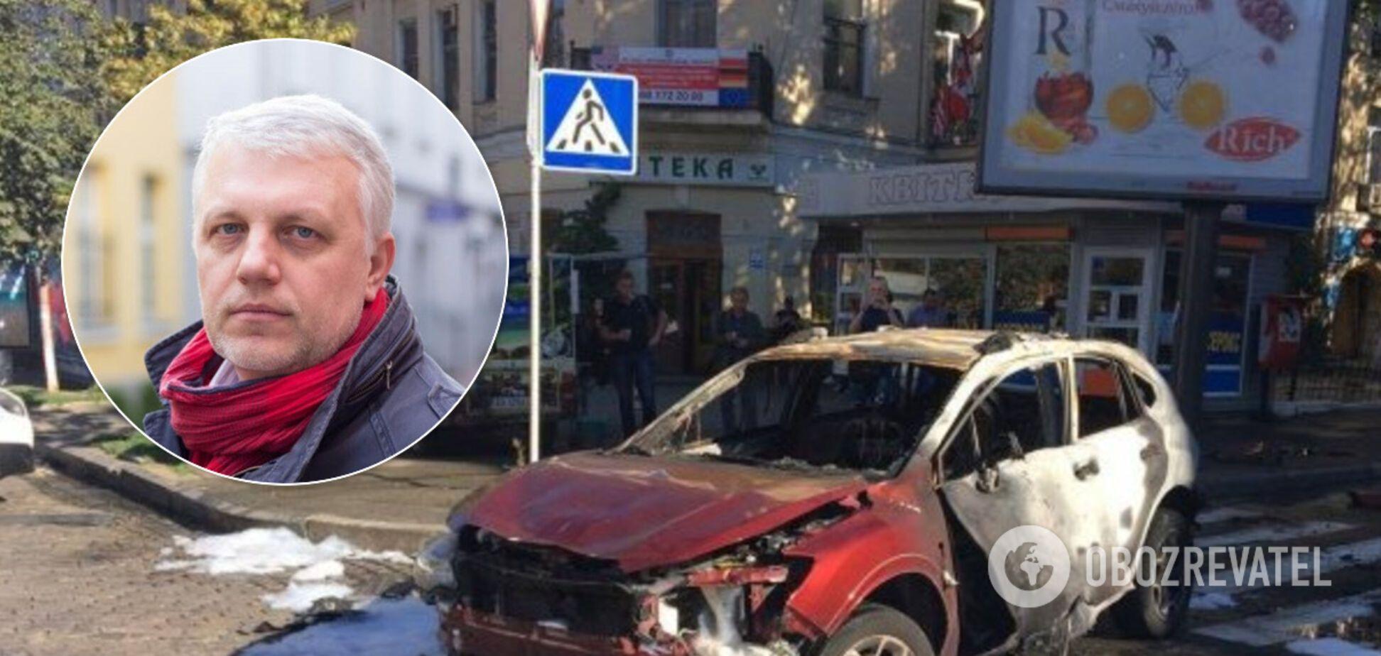 Павла Шеремета вбили в Києві в 2016 році