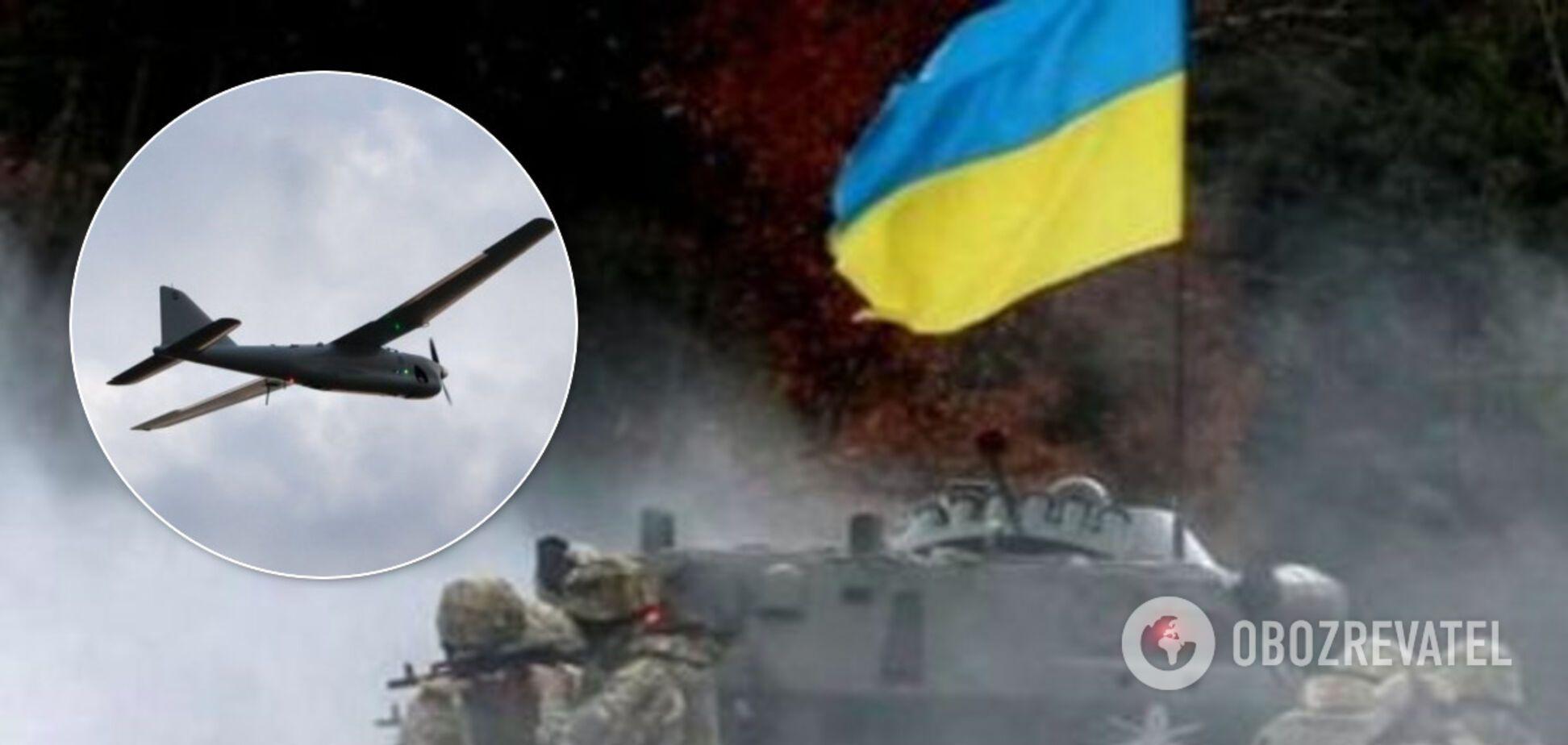 Окупанти на Донбасі вдарили по ЗСУ з безпілотника: поранений український воїн