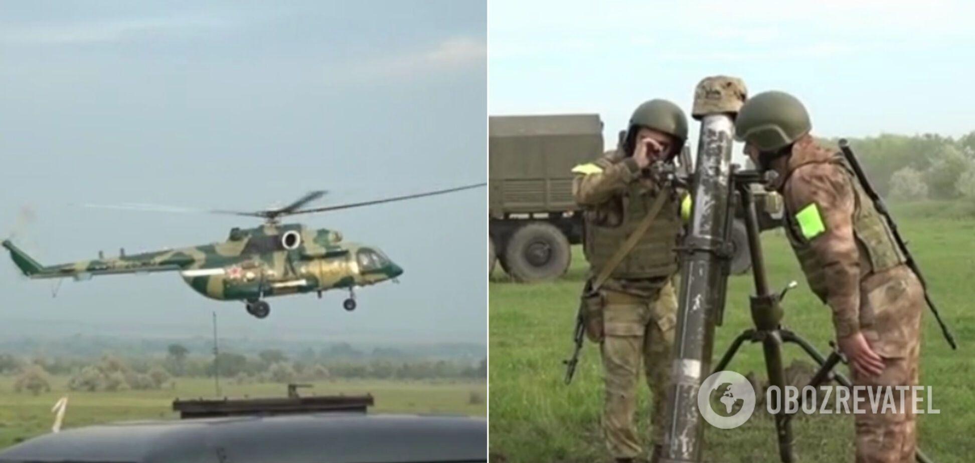 У РФ ліквідували банду, пов'язану з ІДІЛ. Відео спецоперації