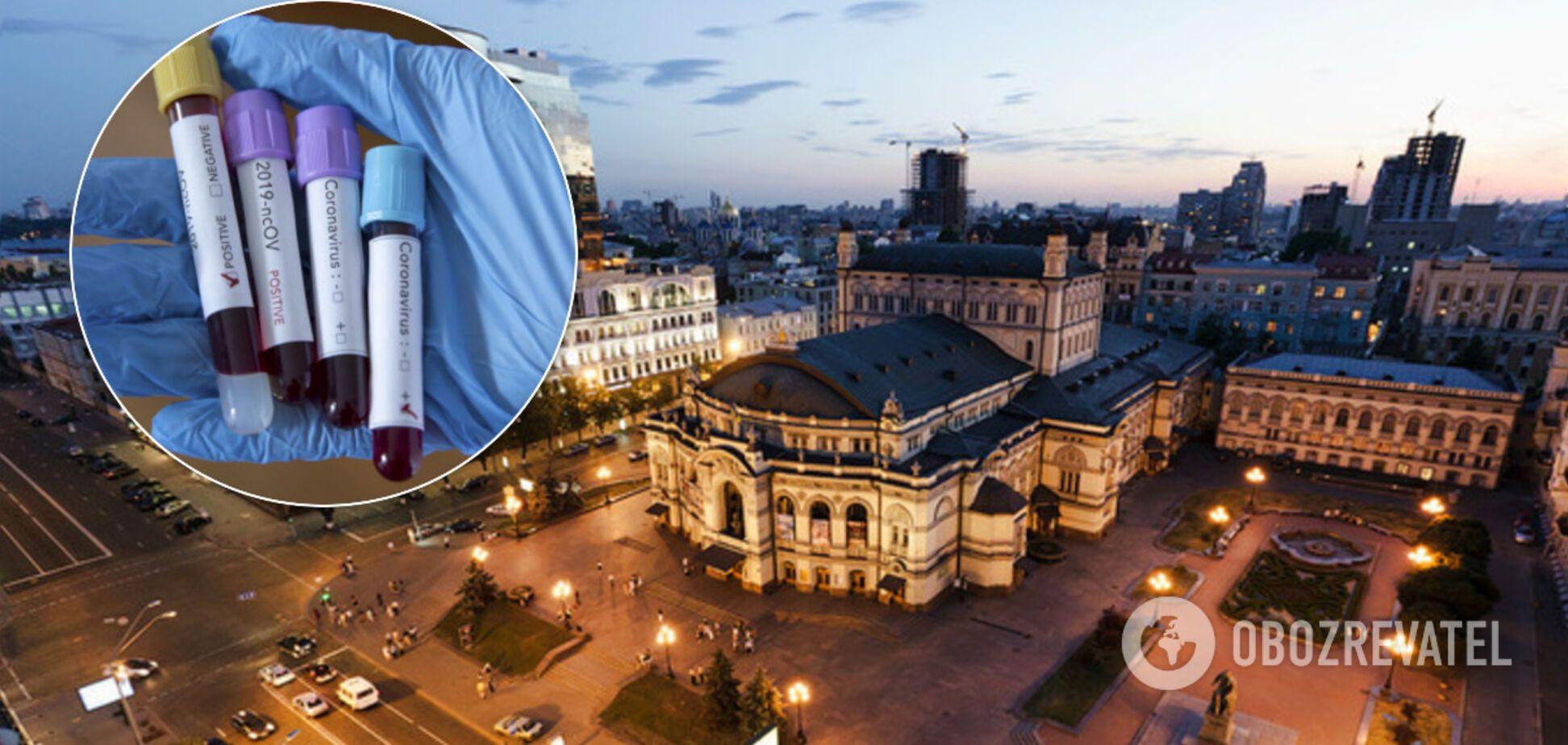 Киеву запретили ослаблять карантин с 23 мая. Иллюстрация