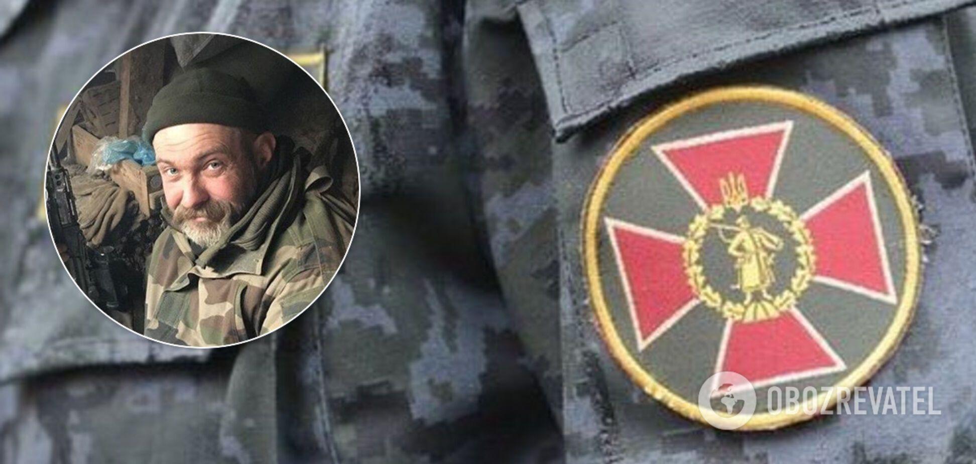 Убийство на Житомирщине: погиб нацгвардеец Вульчин. Фото