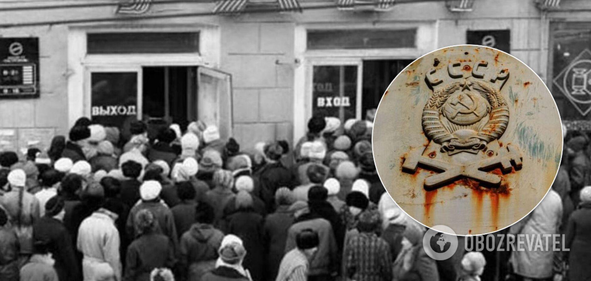 Гречка, джинси, ковбаса: в мережі згадали 7 речей, які були жорстким дефіцитом у СРСР