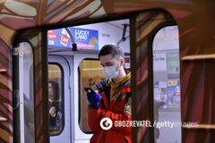 Чому не треба поспішати їздити в метро Києва: лікарка пояснила небезпеку