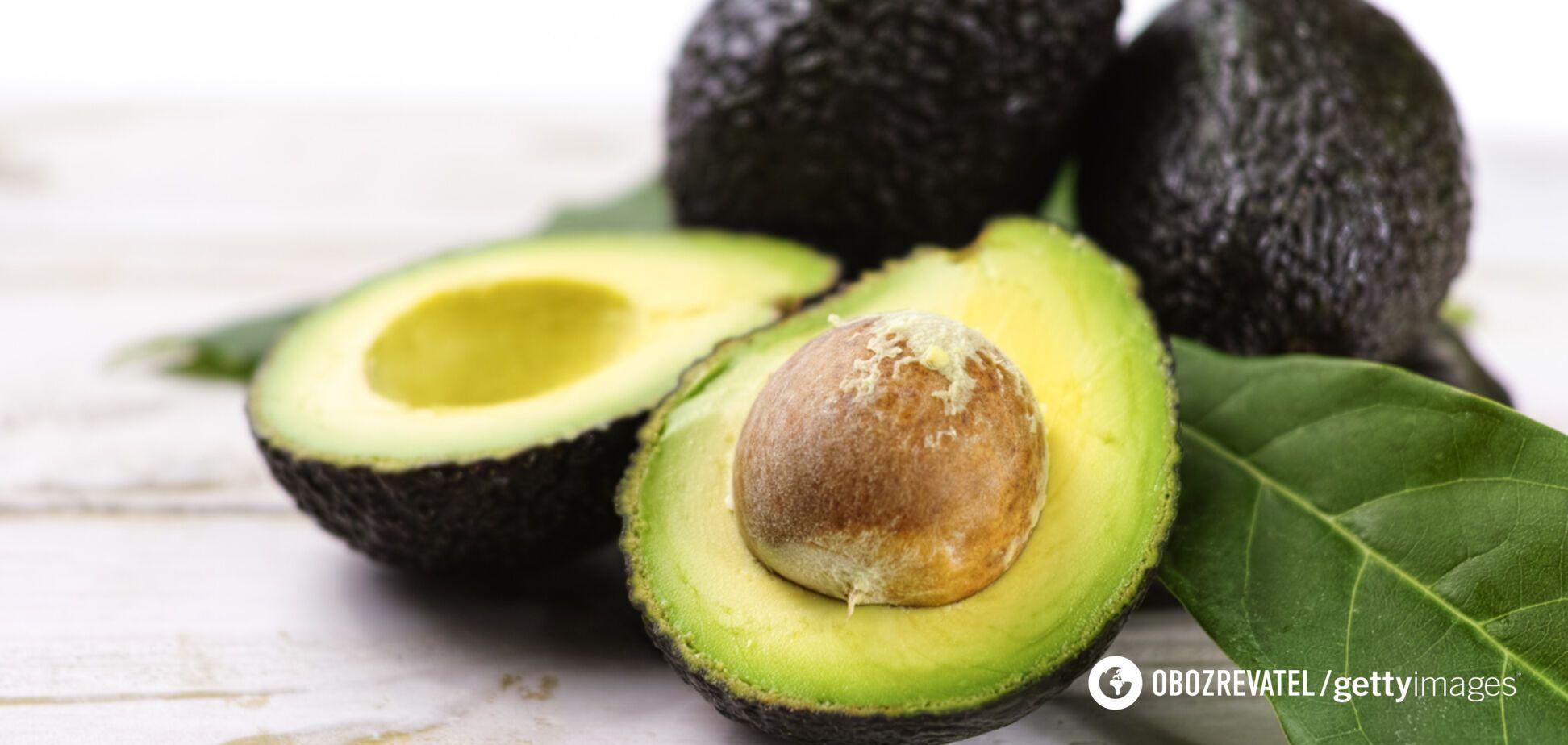 1 авокадо на день: вчені виявили його користь для роботи мозку