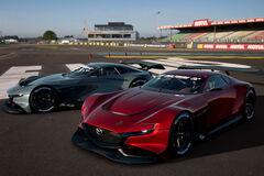 Mazda представила геймерский суперкар RX-Vision GT3 Concept