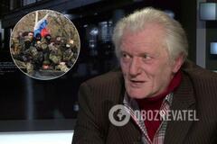 Рибчинський: які на Донбасі терористи?! Там російська армія!