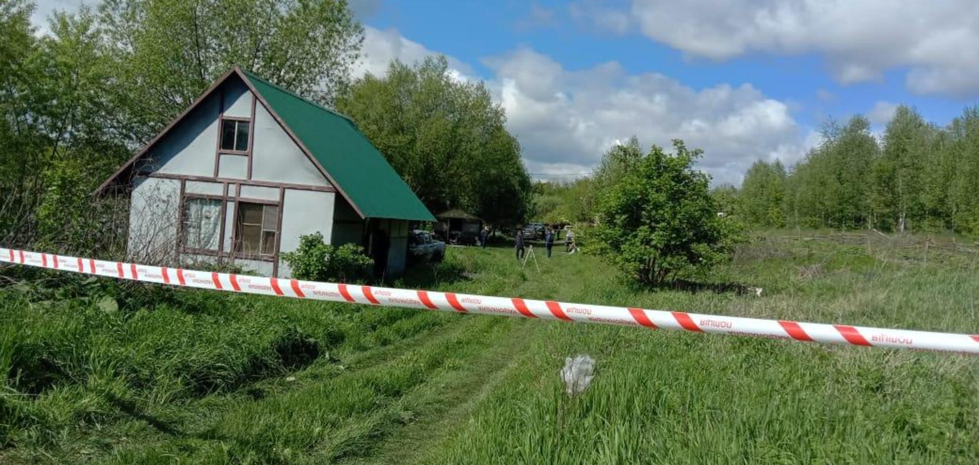 Убийство на Житомирщине: на месте нашли много оружия. Новые детали и фото