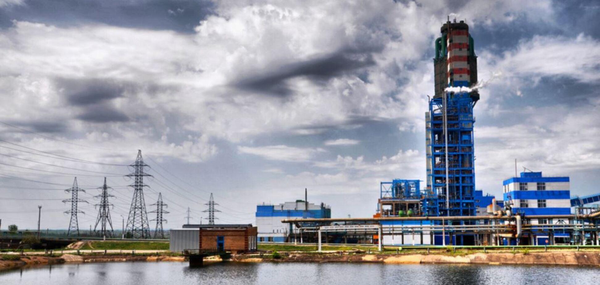 У 'ДНР' вирішили закрити містоутворювальний завод 'Стірол'