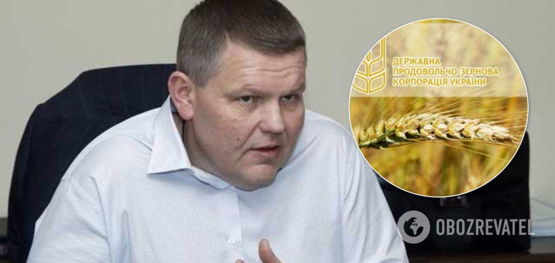 Давиденко очолював велику зернову корпорацію: журналіст розкрив корупційні подробиці